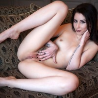 Charlotte Hot Sofa Tease - Brunette Hair, Tattoo, European And/or Ethnic , Hello, I'm Charlotte Living In France (and Often In Belgium). This Is My First Contribution In RedClouds. I Hope People Like. Kissesxx, Charlotte D
